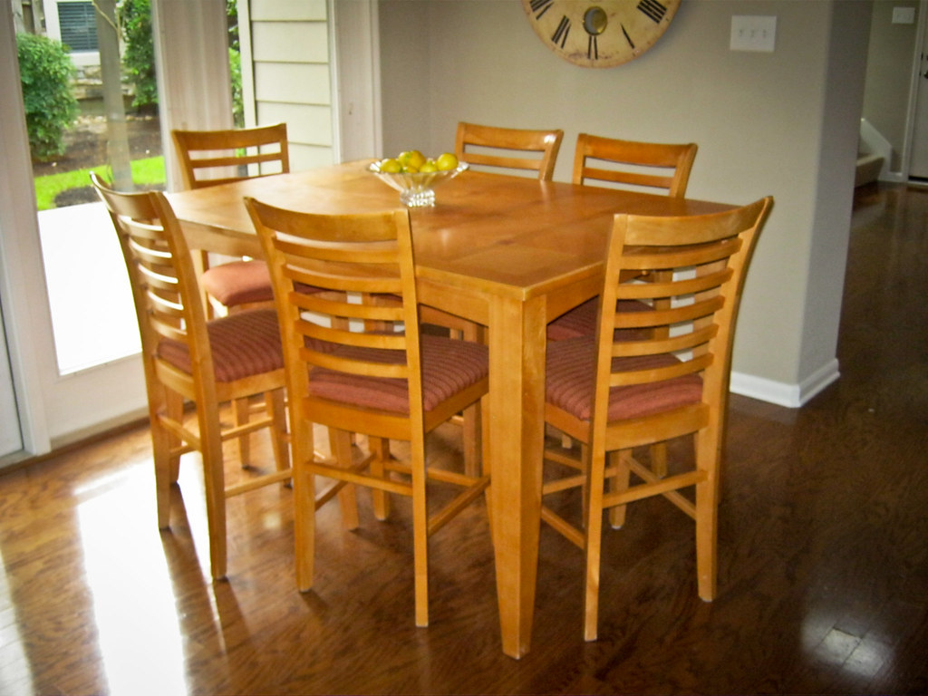 Bar Height Kitchen Table And Chairs Counter Height Kitchen Table 6 Chairs For Sale 200