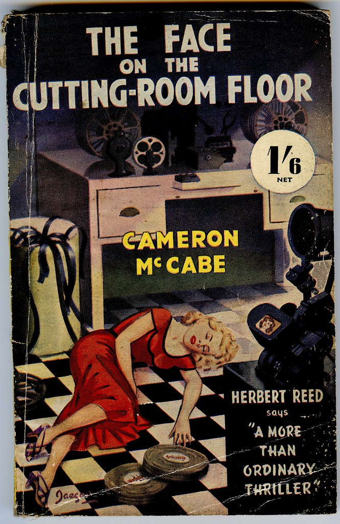 the face on the cutting room floor  cherry tree book number  Flickr