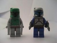 Lego Boba and Jango Fett | Lego Boba and Jango Fett ...