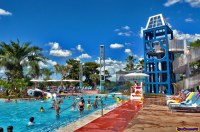 Bay Lake Tower Pool | A great view of the Bay Lake Tower ...