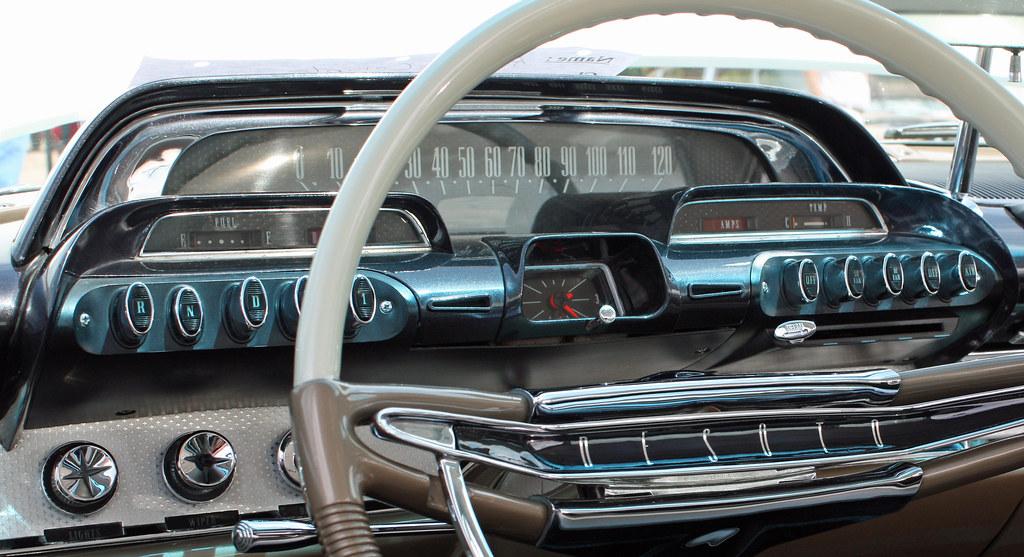 1960 DeSoto Adventurer 2 Door Hardtop 8 Of 13