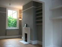 Manning Interiors: Farrow & Ball Lamp Room Grey and Strong ...