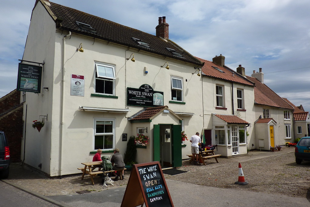 The White Swan Danby Wiske  A few days before Id been