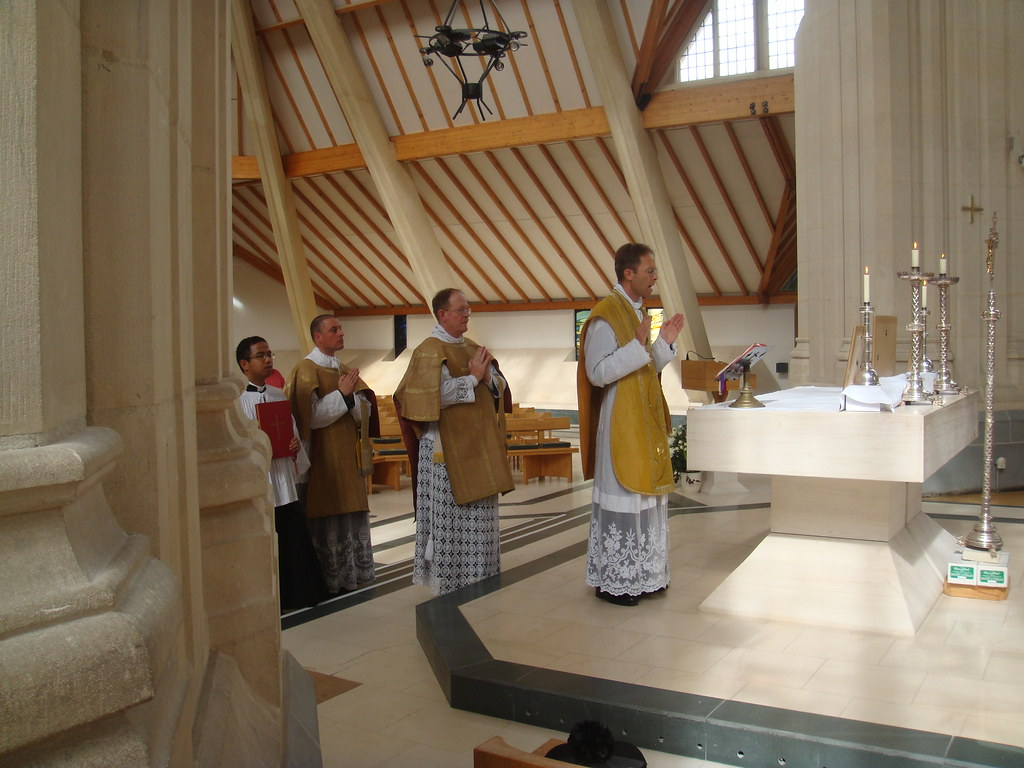 Solemn High Mass Collect  Our Ladys Saturday C Fr