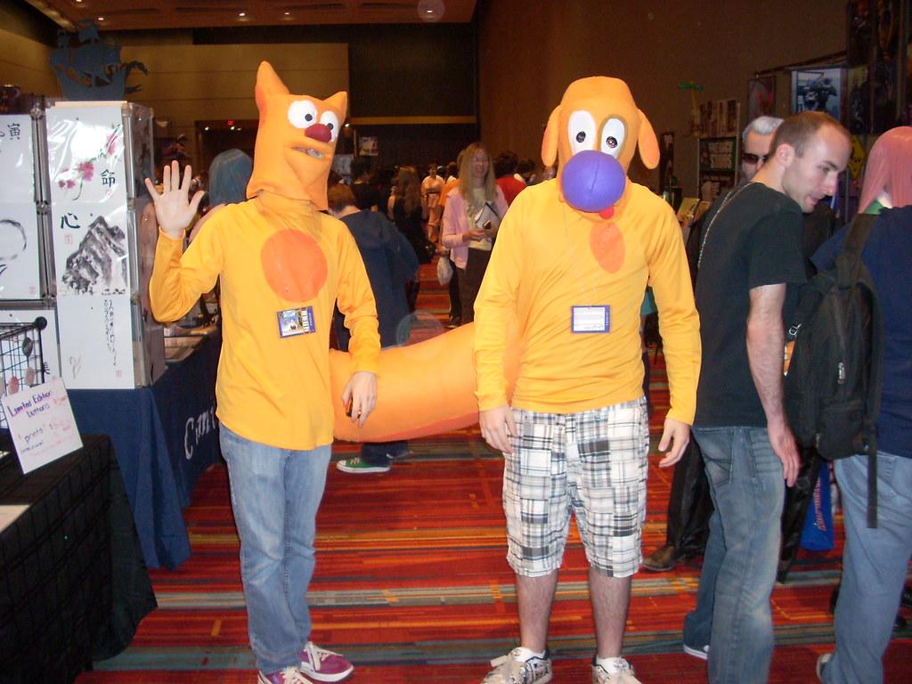 Catdog cosplay