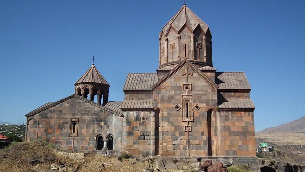 Monasterio de San Juan o Hovhannavank Armenia 04