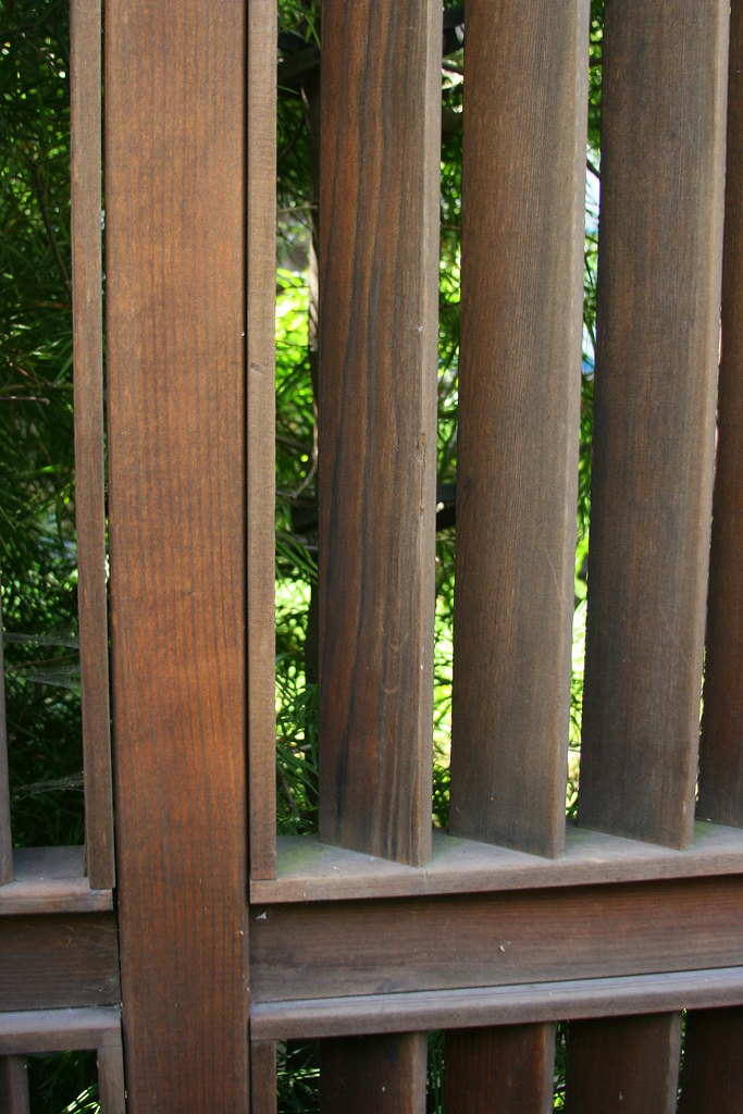 Louvered Fence Detail Blog Gates And Fences To Aspire