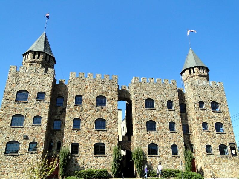 Quinlan Castle Birmingham Alabama C1927 Quinlan