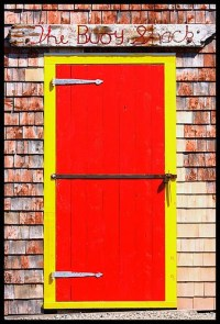 Red and Yellow Door | Red and Yellow Door | Glenn Euloth ...
