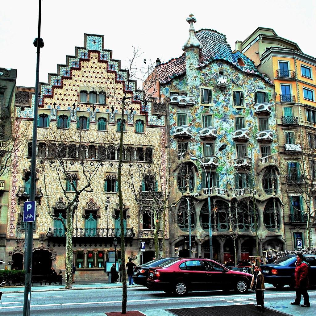 00 Casa Amatller y casa Batll Barcelona 653  flickriver