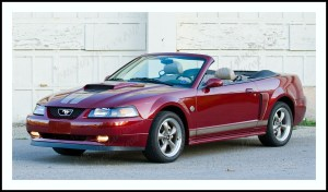 2004 40th Anniversary Mustang GT Convertible | 2004 40th