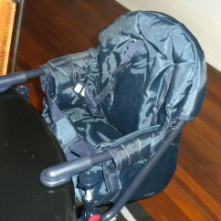 Regalo Portable High Chair Massage Recliner Easy Diner Hook On Great Inexp Flickr By W2scott