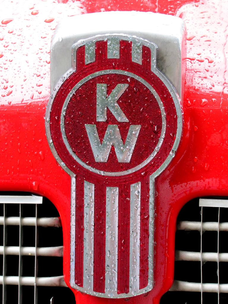 Rain Wallpaper Hd 3d Kw Logo Kenworth Trucks This Is A Creative Commons