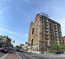 Panorama 579 Divine Lorraine Hotel 699 Broad St