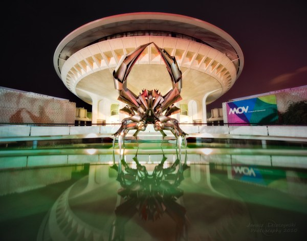 Crab - Museum Of Vancouver And . Macmillan Space Ce