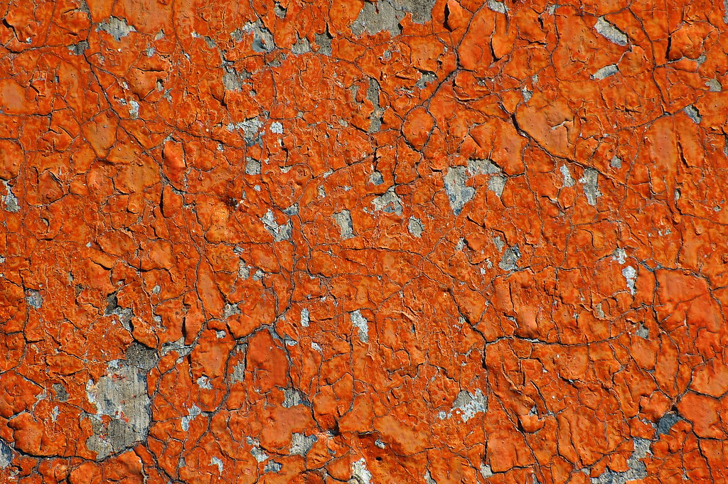 ORANGE PAINT TEXTURE  David Gunter  Flickr