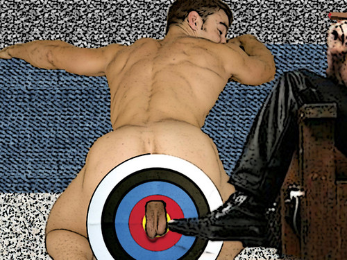 masters target  Slaves balls are ready for target