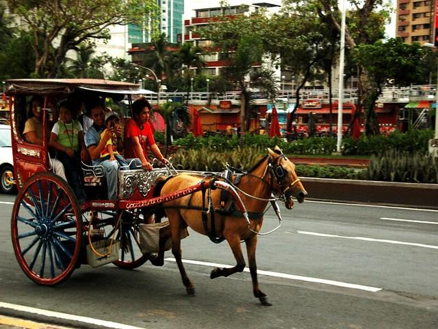 Ang Kalesa  Manila Philippines  Flickr  Photo Sharing