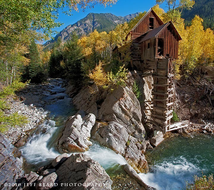 Crystal Mill  Marble Colorado  Another in my effort to