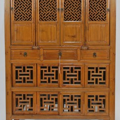 Shelves For Kitchen Cabinet Boxes Bk0008y-antique-chinese-kitchen-cabinet | A Stunning ...