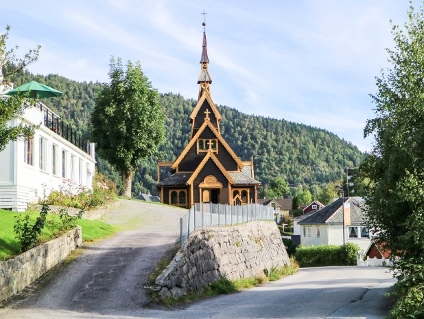 Iglesia de Balestrand