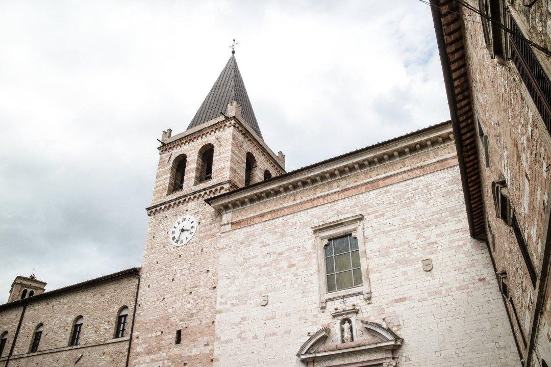 Chiesa di Santa Maria Maggiore, Spello
