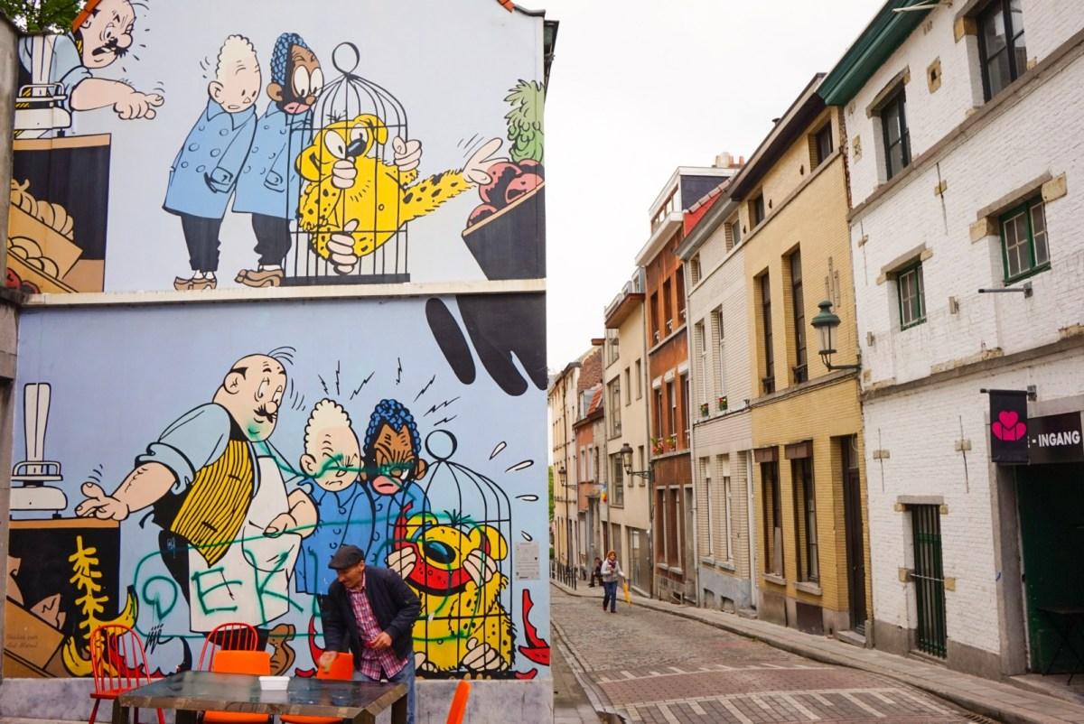 Brysselin katutaide