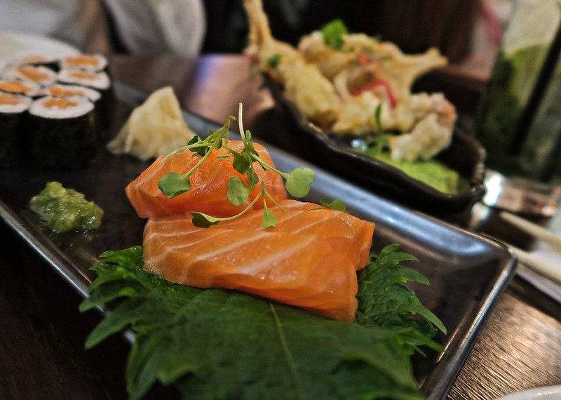 Oka Restaurant, Kingly Court