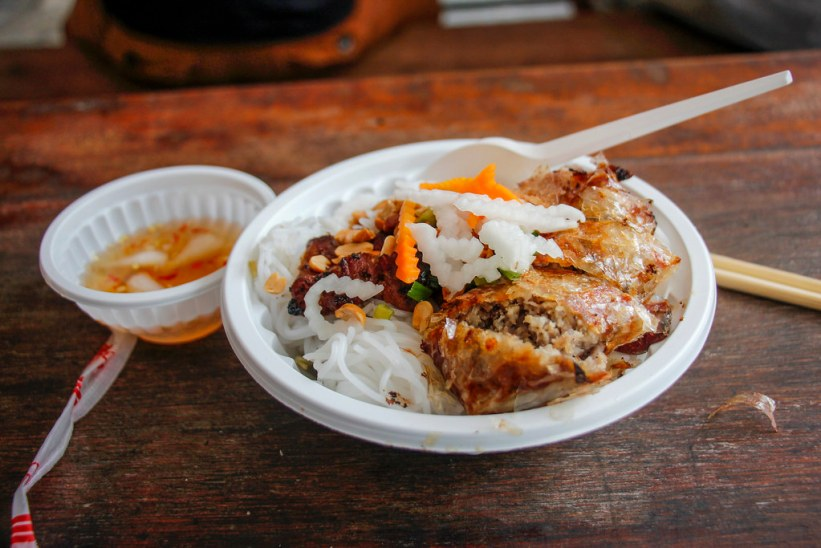 street food i Ho Chi Minh City
