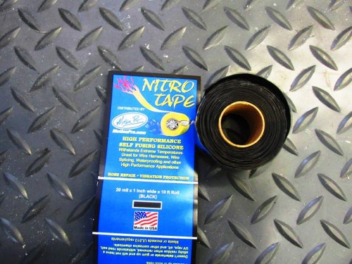 Motion Pro Nitro Tape for Repairing Wire Harness Outer Cover Tears