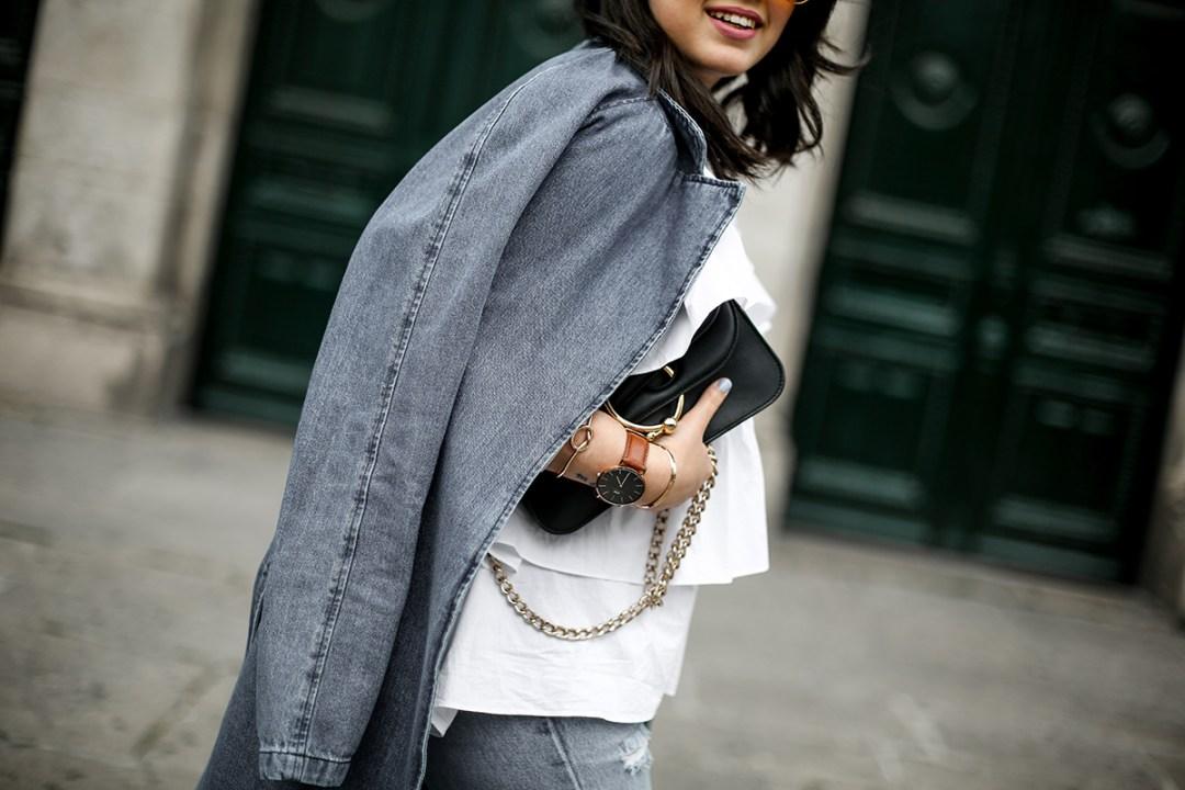 trench-denim-ripped-jeans-ruffle-blouse-zara-streetstyle8