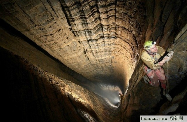 Deepest-cave-on-Earth-