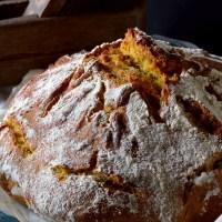 Pane alla curcuma, zenzero e semi di senape