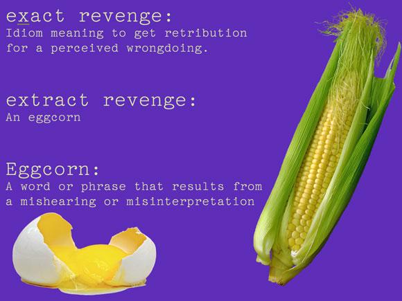 Exact not Extract X #AtoZChallenge eXact Revenge #Fiction #SFF