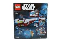 Brickfinder - Review: LEGO Star Wars Jedi Starfighter with ...