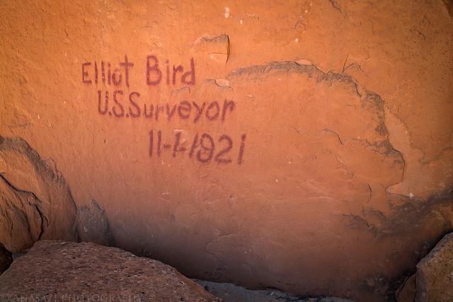 Elliot Bird 1921