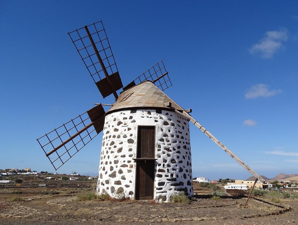 Molinos de Villaverde Municipio Isla de Fuerteventura 119