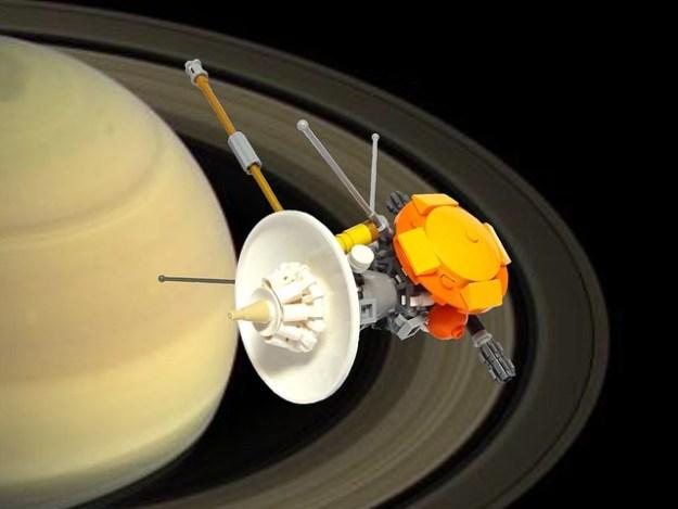 Cassini-Huygens and Saturn