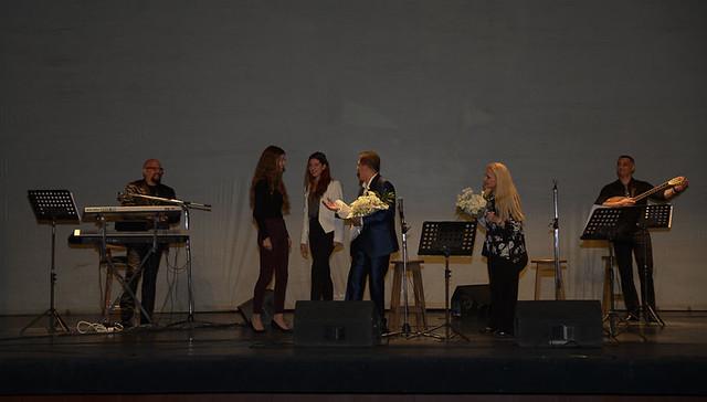 Συναυλία-Αφιέρωμα στο Μίμη Πλέσσα (20.5.2017)