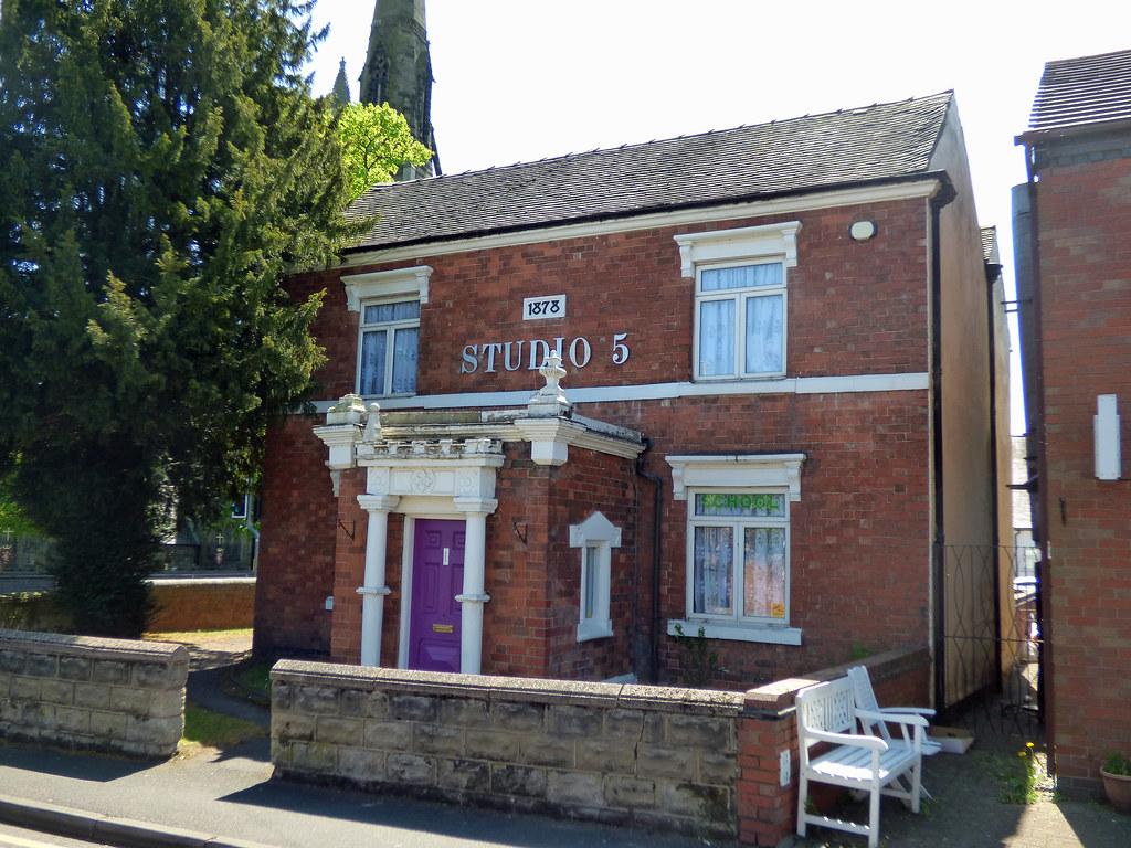Studio 5 Alma House Brewery Street Rugeley Old
