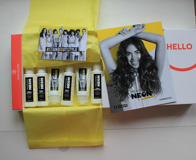 Paul Mitchell Neon Stand Out Style