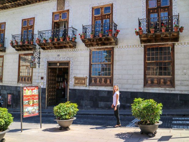 Casa de Los Balcones La Orotava