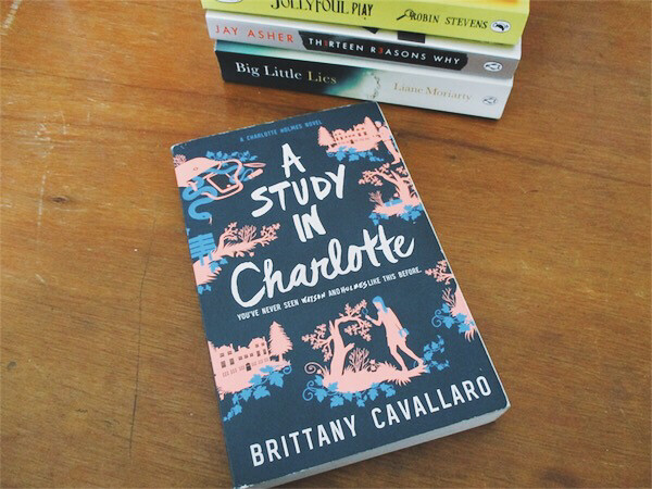 A Study in Charlotte by Brittany Cavallaro | Hola Darla