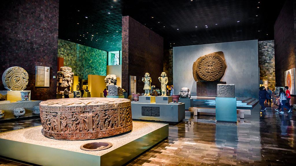Museo Nacional de Antropologa de Mxico  Ciudad de Mxico  pepoexpress Madrid fun street