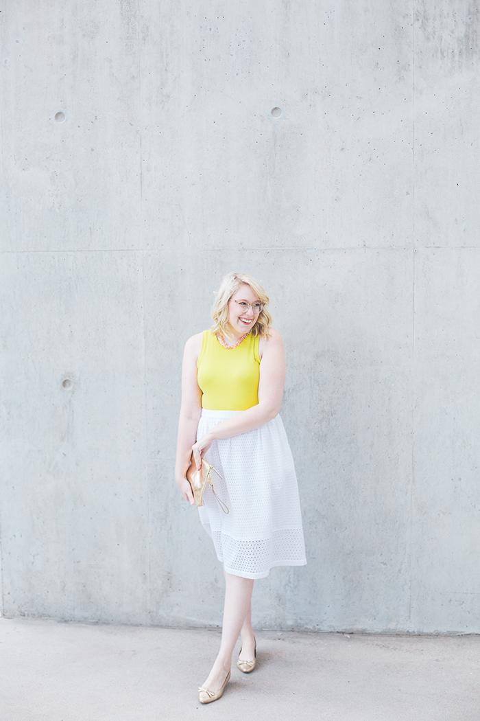 austin fashion blogger writes like a girl white eyelet skirt10