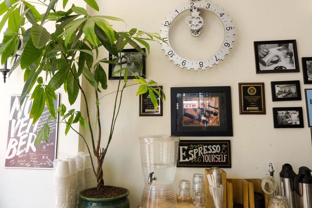 Fahrenheit Best Coffee Shop Toronto