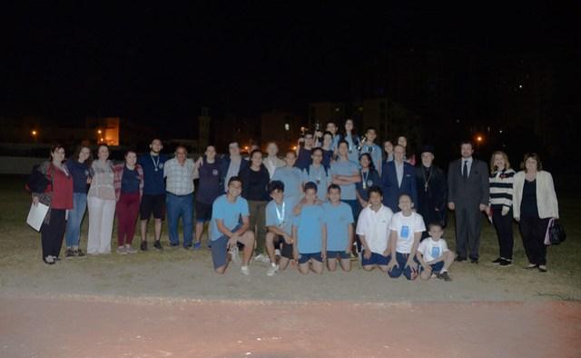 96οι Αθλητικοί Μαθητικοί Αγώνες (5.5.2017)