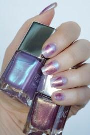 holographic unicorn manicure