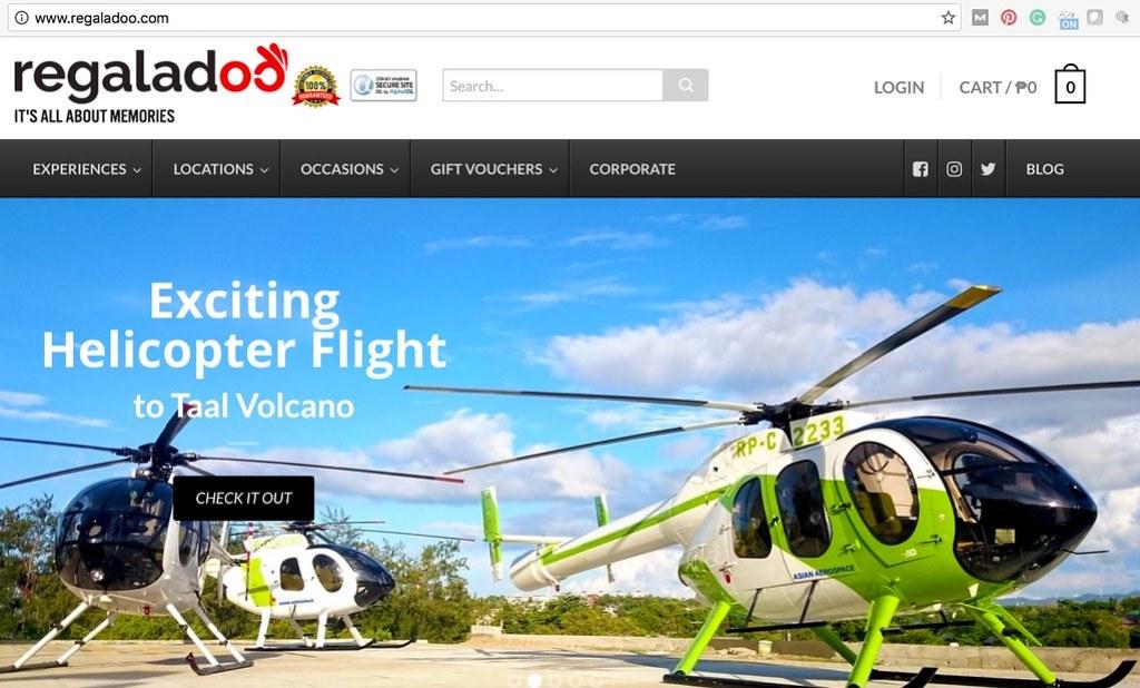 Regaladoo - Helicopter