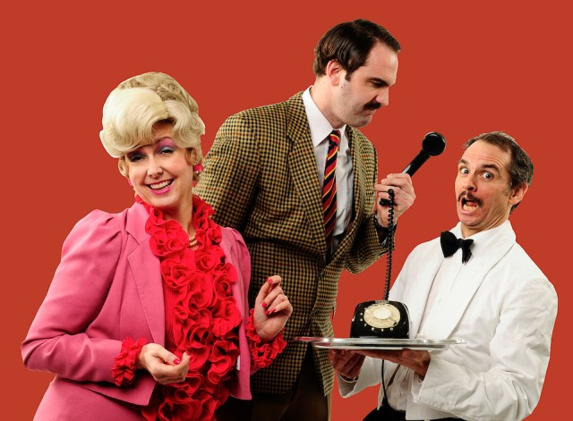 The Faulty Towers Dining Experience review